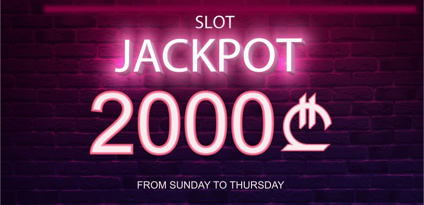 Slot Time Jackpots: 2000 GEL